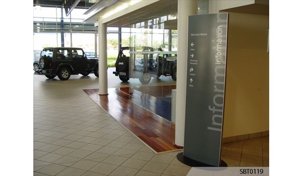 Car dealership signs and freestanding frames for Houston, Katy, The Woodlands and Spring area car dealerships
