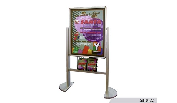 Freestanding Frames for Houston , Katy, Spring and The Woodlands Area Businesses