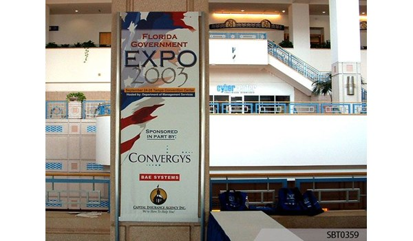 Tradeshow and frames for Houston, Katy, The Woodlands and Spring area businesses