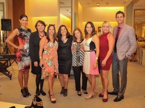 An Evening of Shoes, Champagne and Chocolate in Boca Raton Raises $14,500 for Florence Fuller