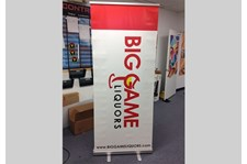 - Image360-Boca-Raton-FL-Freestanding-Banner-Stand-Retail-Big-Game-Liquors