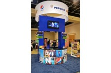 - Image360-Boca Raton - Custom Display - Pepsi