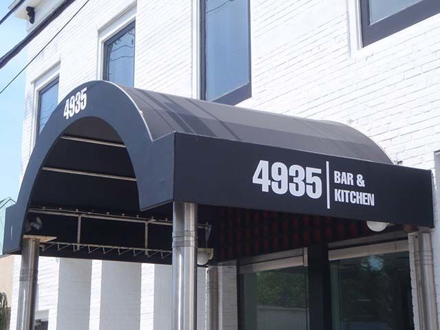 Vinyl Graphics for 4935 Bar & Kitchen