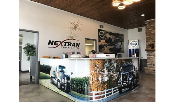 NEXTRAN 3D Signs & Dimensional Letters